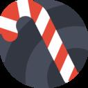 stick christmas icon
