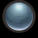 Blue Sphere icon