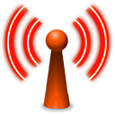 tower, wireless, building, wifi, architecture icon