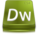 adobe, dreamweaver, cs icon