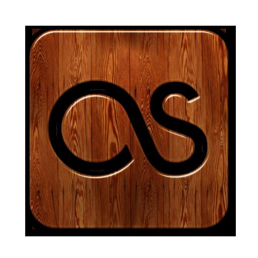 logo, last fm, square icon