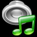 play, speaker, music, sound icon