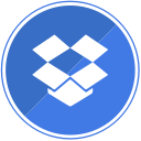 documents, share, files, storage, dropbox, cloud icon