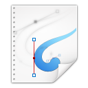 mimetypes application vnd oasis opendocument graphics icon