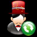 Magician, Refresh icon