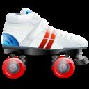 roller skates, skates icon