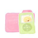 candy, ipod, folder, ak icon