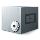 application, msdownload icon