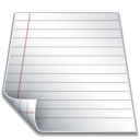 paper, page, file, document icon