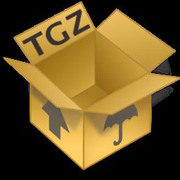 tgz, archive icon