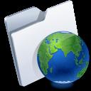 web, folders icon