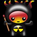 Burn, Mosu icon