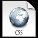 z File CSS icon