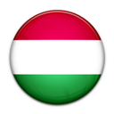 Flag, Hungary, Of icon