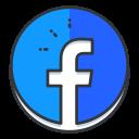 network, media, communication, facebook, social icon