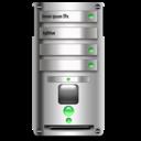 server, hosting icon
