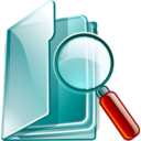 folder,search icon