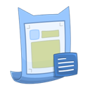 Document, Word icon