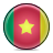 flag, cameroon icon