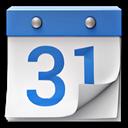 Calendar, Google icon