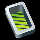 box,open,green icon