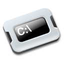 Application, Dos, Ms icon