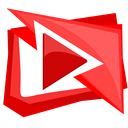social, play, movie, video, youtube icon