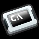 dos, ms, application icon
