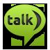 Green, Gtalk icon