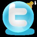 social network, christmas, sn, social, twitter icon