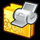 folder printer icon