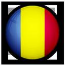 of, romania, flag icon