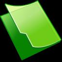 Folder open3 icon