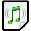 Audio, Flac, x icon
