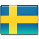 sweden, flag icon
