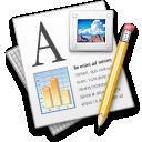 Abiword, Doc, Text icon