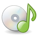 Audio, Gnome, Mime icon