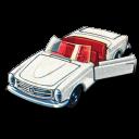 Mercedes 230 SL icon