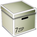 7zip, Box icon