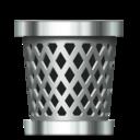 trash,empty,recyclebin icon