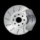 brakes, service, car, vehicle, brake icon