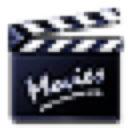 video, toolbar, movie, film icon