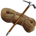 Piolet, Rope icon