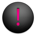 exclamation, alert, warning, wrong, error icon