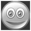 smile, dis icon