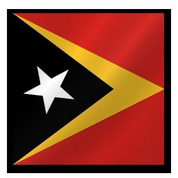 east, timor icon