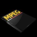 File, Mpeg icon