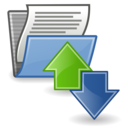 data,transfer icon