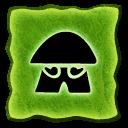 kingdom, glyph icon