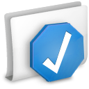 Folder, Options icon